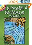 Jungle Animals Mazes
