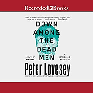Down Among the Dead Men Audiobook