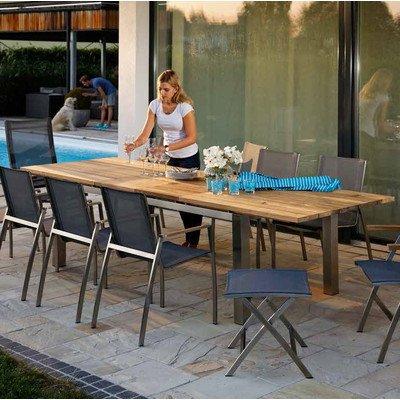 Esstisch Tischgröße: 220-320 cm B x 100 cm T günstig online kaufen
