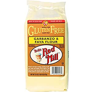 Amazon.com : Bob's Red Mill Gluten-Free Garbanzo Fava