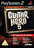 Guitar Hero 5 - Game Only (PS2)