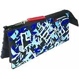 Helix Rawsharc Urban Pencil Case - Camo Blue