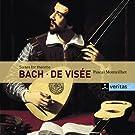 Bach - de Vis�e : Suites pour th�orbe