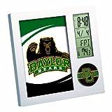 NCAA Baylor Bears Digital Desk Clock Picture Frame