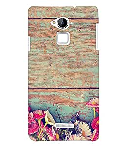Generic Back Cover For Coolpad Note3 Plus Mobile (Multicolor)