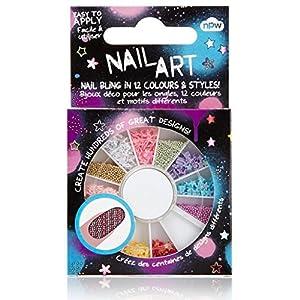 Nail Art Wheel - Sequin