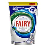 Fairy Professional All-in-One Platinum Dishwasher Tablets, 44 Pack (4 Packs)
