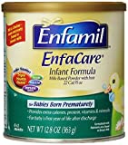Enfamil EnfaCare Baby Formula Powder Can for Babies Born Prematurely 128 Ounce by Enfamil