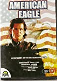American Eagle - He Wanted Out But You Dont Retire From The Cia - THIS DVD IS NEW AND FACTORY SEALED