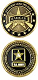 U.S. ARMY RANGER Challenge Coin-Eagle Crest 2551