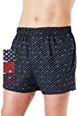 3 Pack Authentic Pure Cotton Cards Print Boxers [T14-3775-S]