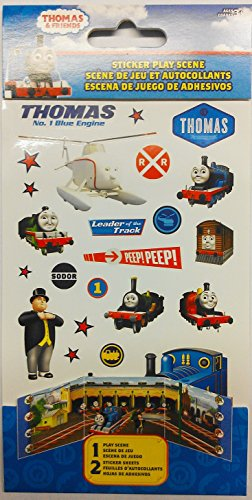 Thomas and Friends Sticker Play Scene