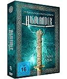 Highlander - Staffel 4 *LimitedEdition* [8 DVDs]