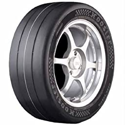 Hoosier Sports Car D.O.T. Road Racing Tire - Radial P295/30ZR18
