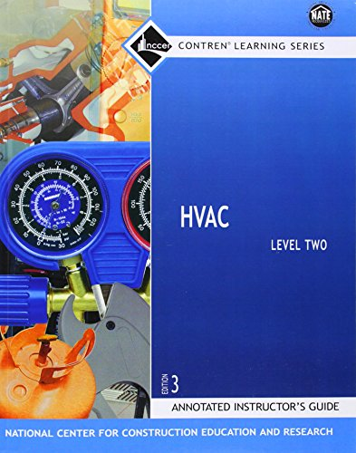 HVAC, Level 4 Annotated Instructor's Guide (Nccer Hvac Level 1 compare prices)