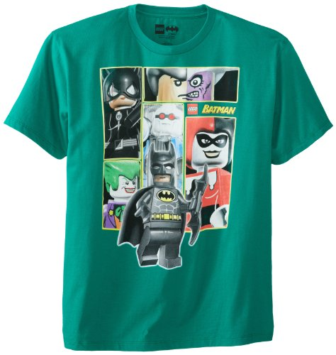 Lego Boys 8-20 Batman with Villains Xl at Gotham City Store
