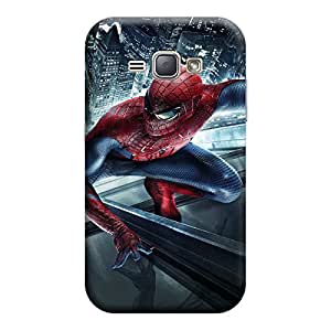 Ebby Premium Printed Mobile Back Case Cover With Full protection For Samsung J1 2016 (Designer Case)