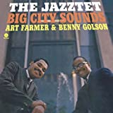 The Jazztet Big City Sounds + 1 bonus track (180g) 12 [VINYL] Art Farmer / Benny Golson