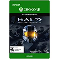 Halo: The Master Chief Collection for Xbox One [Digital Download Code]