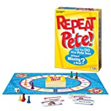 Repeat Pete - Can you Do What Pete Does Without Missing a Beat ~ Patch Products Inc.