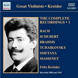 Kreisler: Complete Recordings-1