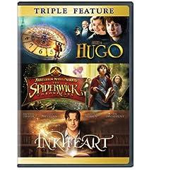 Hugo / Spiderwick Chronicles / Inkheart