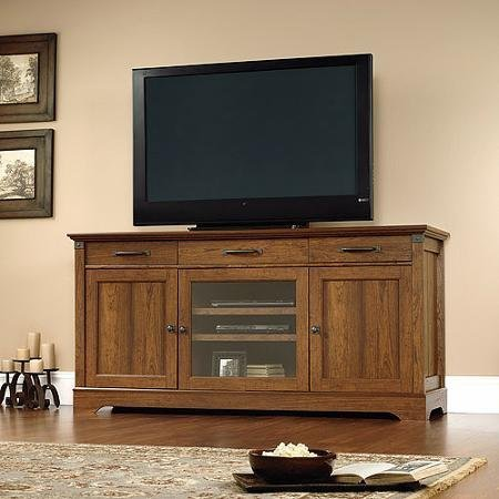 sauder-carson-forge-tv-stand-for-tvs-up-to-70-washington-cherry