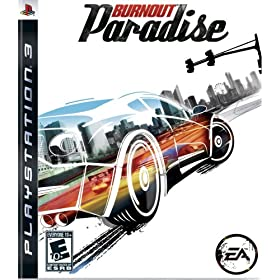 Burnout Paradise: Playstation 3: Video Games
