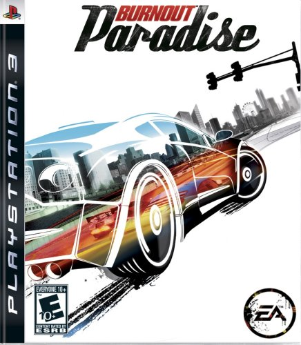 Burnout Paradise on PS3,Xbox360