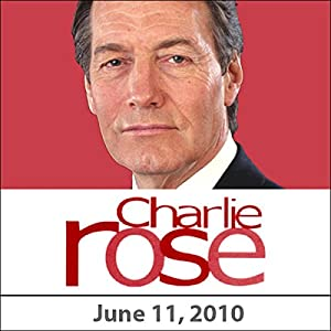 Charlie Rose: René Redzepi and an Appreciation of John Wooden, June 11, 2010 Radio/TV Program
