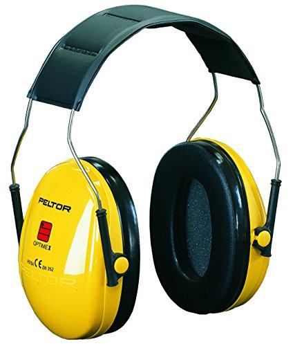 3M-Kapselgehrschtzer-H510AC-Peltor-fr-Lrmpegel-bis-98-dB-sehr-leicht-stufenlos-verstellbare-Kopfbgel-gelb
