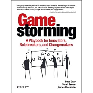 Gamestorming book cover