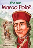 img - for Who Was Marco Polo? book / textbook / text book