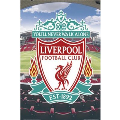 Liverpool FC. Poster – Crest