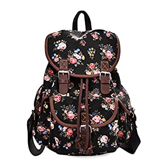 Amazon.com: Douguyan Lightweight Backpack for Teen Young Girls Cute