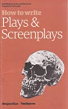 How to Write Plays & Screenplays by Val…