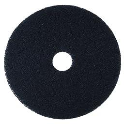 3M Black Stripper Pad 7200, 20\