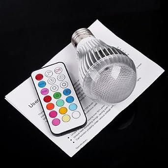 15W E27-10er MIX farbige Ersatz Tropfen Lampe 15 Watt bunte Glühbirnen
