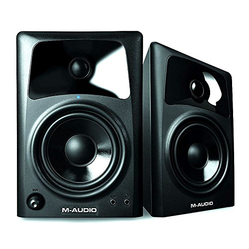 m-audio-av42-active-compact-desktop-reference-monitor-speakers-for-professional-media-creation-pair