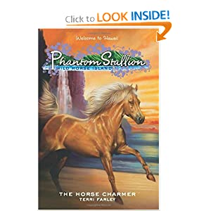 Phantom Stallion: Wild Horse Island #2: The Shining Stallion (Bk. 2)