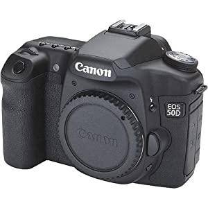 Canon EOS 50D DSLR Camera (Body Only)