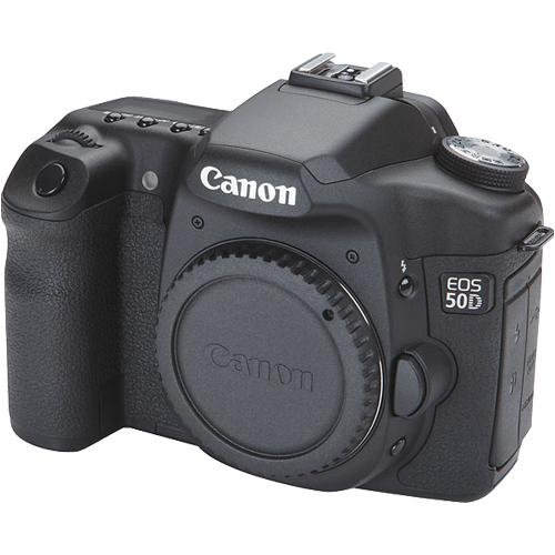 Canon EOS 50D (Body Only) is one of the Best Digital SLR Cameras for Interior Photos Under $1000