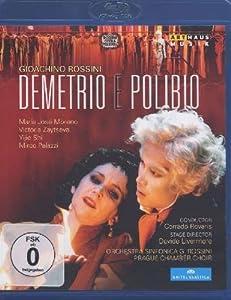 Rossni: Demetrio e Polibio [Blu-ray]