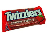 Twizzlers Strawberry Licorice 16oz 453g Mega Pack