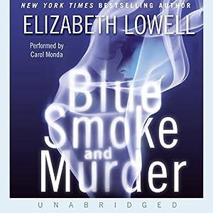 Blue Smoke and Murder Hörbuch