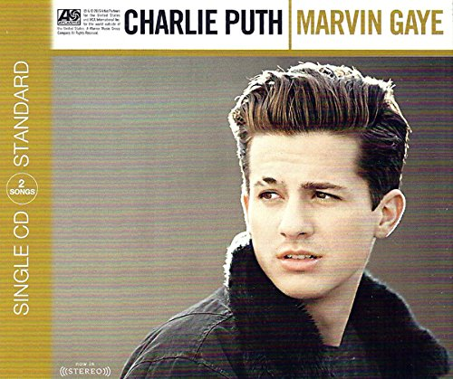 Charlie Puth CD Covers