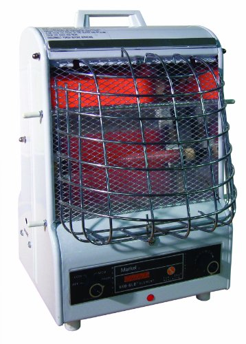 Tpi Corporation 198Tmc Fan Forced Portable Heater, Radiant, 1500/900/600W, 120V