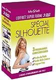 echange, troc Special silhouette ( Coffret 3 DVD ): perdre du poids ; cardio brule graisse ; step