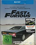 Fast and Furious: Neues Modell. Originalteile (Limited Edition Steelbook) Blu-ray