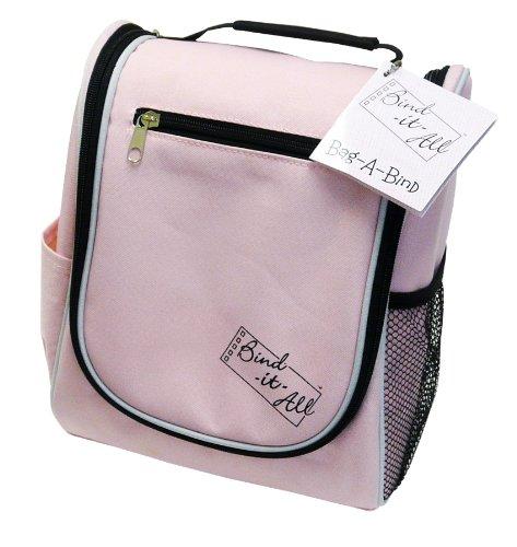 Zutter Bag-A-Bind Tote, Pink
